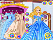 Cinderella Ball Gowns