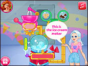 Crystals Ice Cream Maker