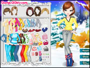 Fashion Leggings Girl