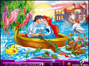 Hidden Alphabets -<br>Little Mermaid