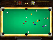 Hot 8 Ball Billiards