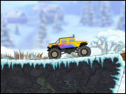 Monster Truck Seasons Winter