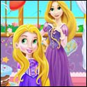 Baby Rapunzel Birthday Party