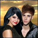 Justin and Selena Valentines Day