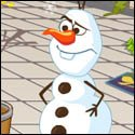 Olaf Cleans Arendelle